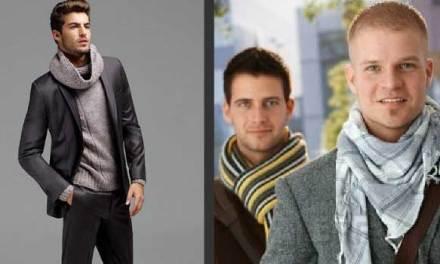 Men's Scarves – Why Wear a Scarf?