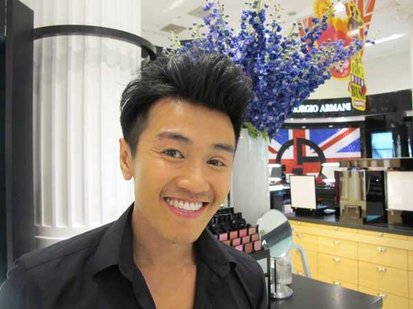 selfridges-staff,-hairstyles,Bobbi-brown