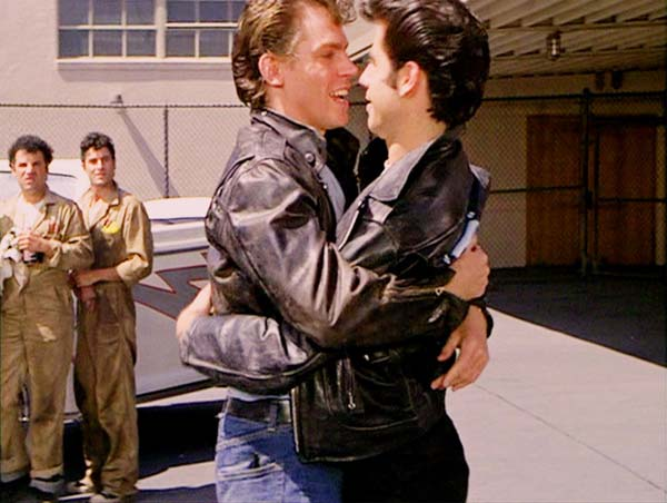 Leather Jackets Grease