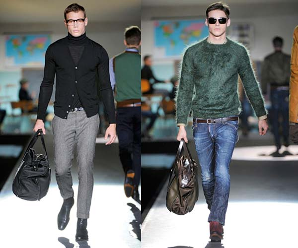 dsquared2,-winter-collection-2012,-green-sweater