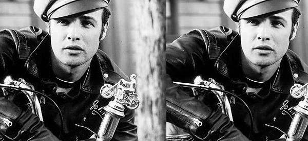 marlon Brando leather jacket