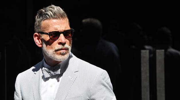 Nick Wooster – Unique Style Icon
