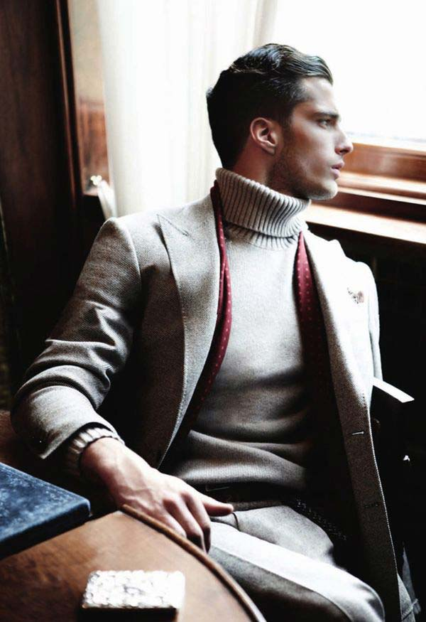 Turtleneck Shirt by Canali 2012