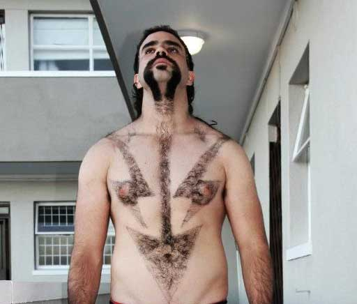 Get creative with your beard  trimmer