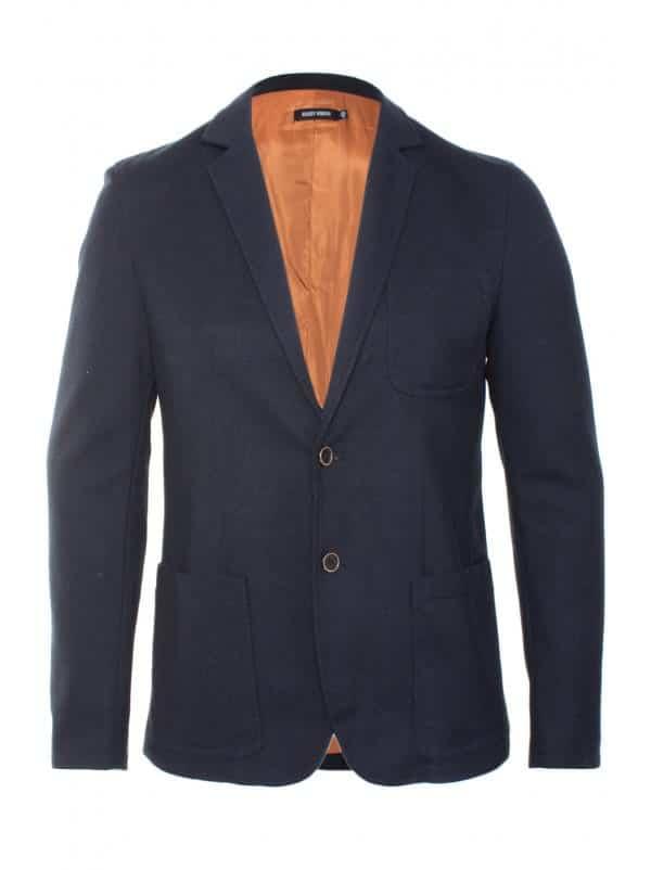 antony morato 2012 winter blazer.blue