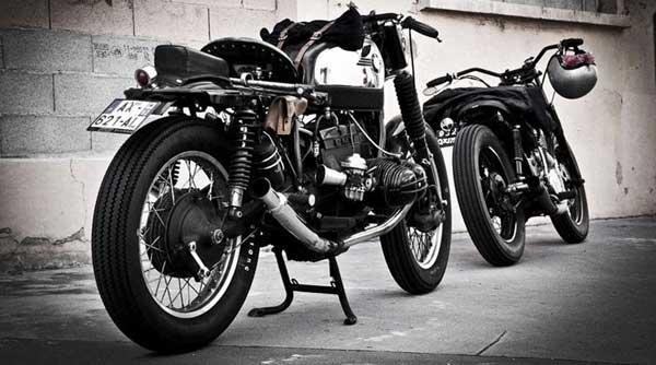 Blitz Motorbike - Paris