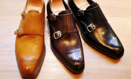 Double Monk Strap Shoes – The Trend Continues