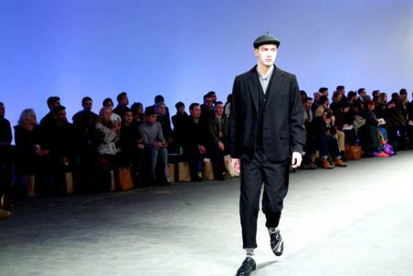 YMC - London Collections: Men - Leather Beret