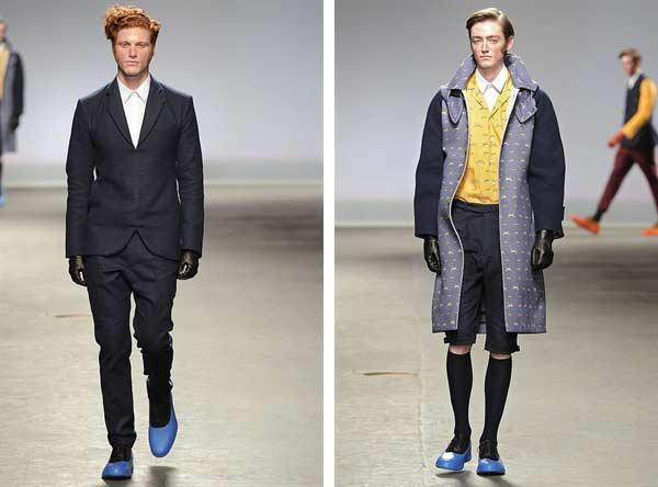 Agi & Sam - London Collections: Men 2013 - 4