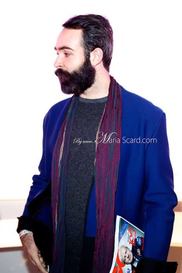 Chris Chasseauds, Beard at London Collections Men 2013