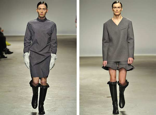 J.W. Anderson - London Collections: Men - Autumn Winter 2013 - 3