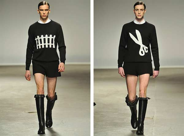 J.W. Anderson - London Collections: Men - Autumn Winter 2013 - 7