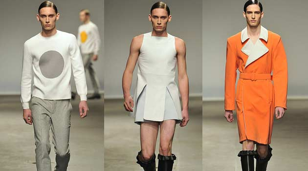 J.W. Anderson – Male Fashion Blended With Female Fashion