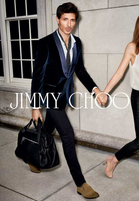 Jimmy Choo - 2013 collection for men