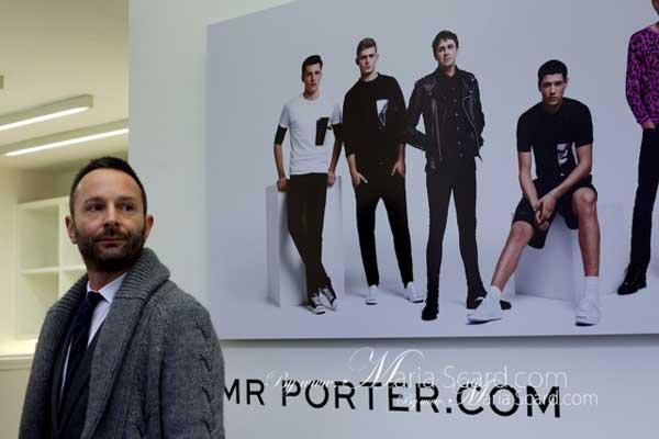 Mr Porter.com - UK London 2013