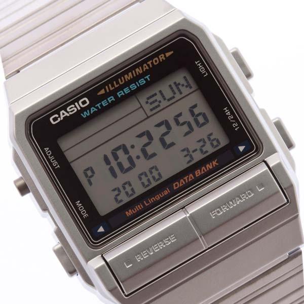 casio databank lcd watch db380