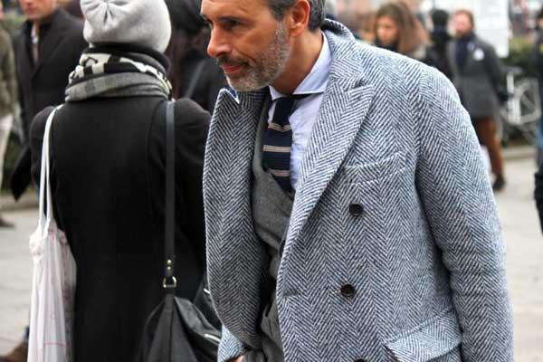 grey tweed jackets for men 2013