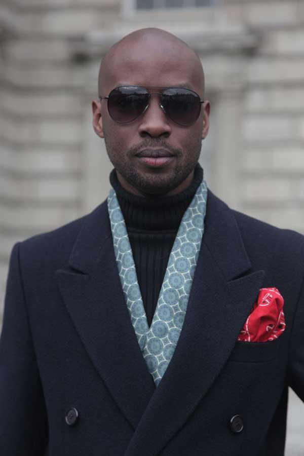 Designer Sunglasses for men 2013 - London Fashion Week