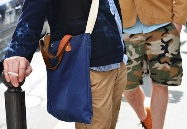 Blue BLazers for men summer 2013 and camo shorts