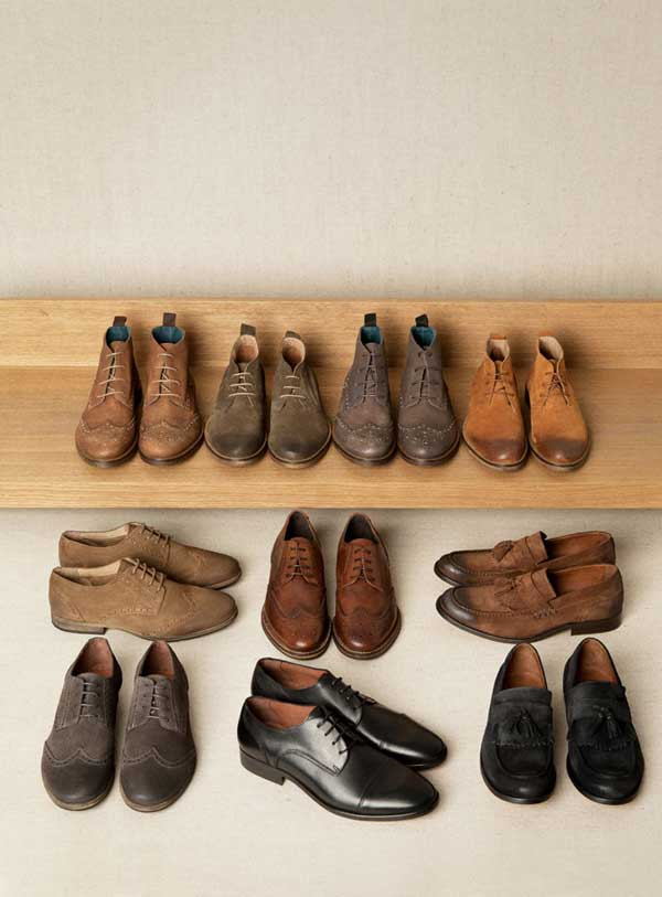 HE BY MANGO men's SHOES 2013