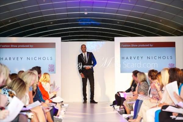 Harvey Nichols - Giorgio Armani Black Tuxedo
