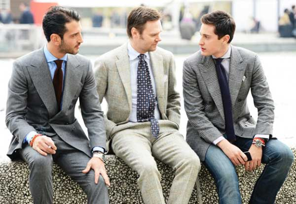 Business suits for graduates 2013