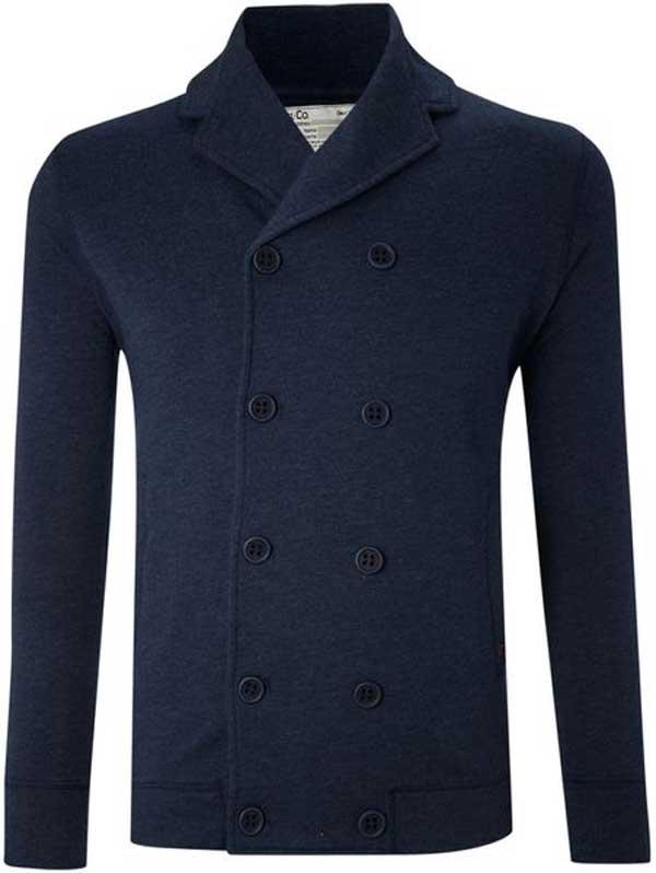 Diesel Denim Double Breasted Jersey Blazer 2013