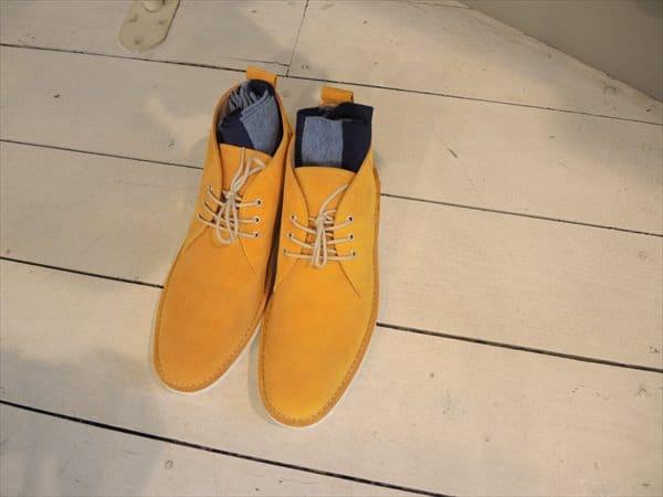 jigsaw for men suede mustard desert boots