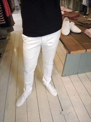 jigsaw men 2013 - Cotton Linen Gabardine Trousers