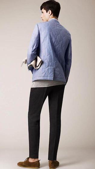 08399a70c Burberry Prorsum - Spring Summer 2014 Collection For Men - Men Style ...