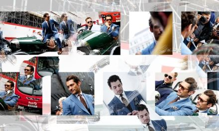 David Gandy – Get The Modern Gandy Look