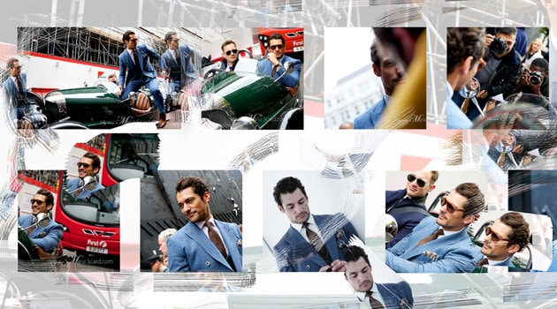 David Gandy – Get The Modern Gandy Look