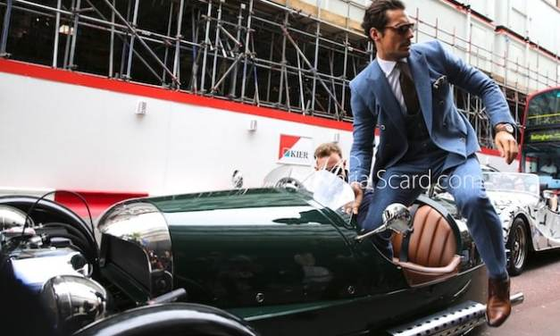 David Gandy Interview – What It Takes To Be a Model