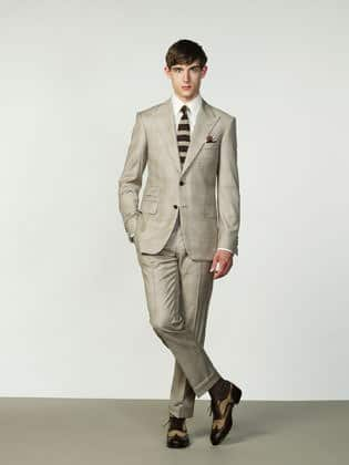 Gieves And Hawkes - British Suits to Die for - Spring Summer 2014 Collection