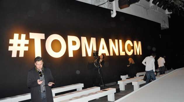 Topman Design Spring Summer 2014 London Collections Men