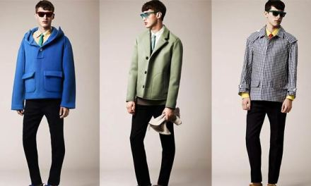 Burberry Prorsum – Spring Summer 2014 Collection For Men