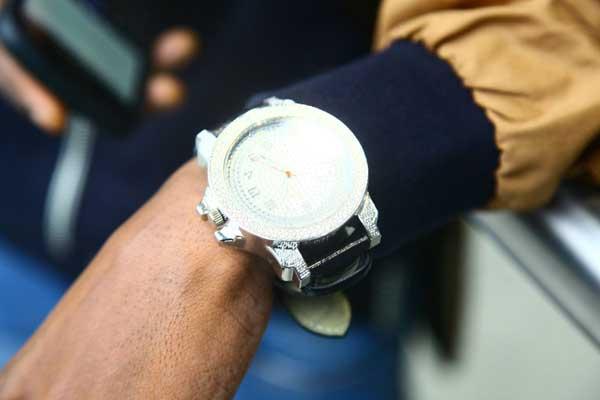 Louis Vuitton 2013 - Watches