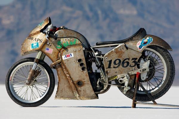 BLITZ Custom Made motorbikes 1963