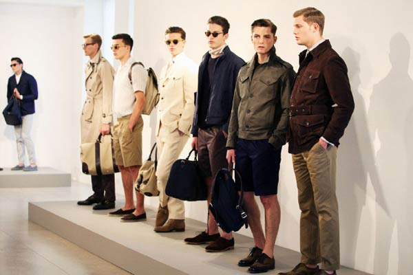 Gieves and Hawkes – Video – SS 2014 Collection
