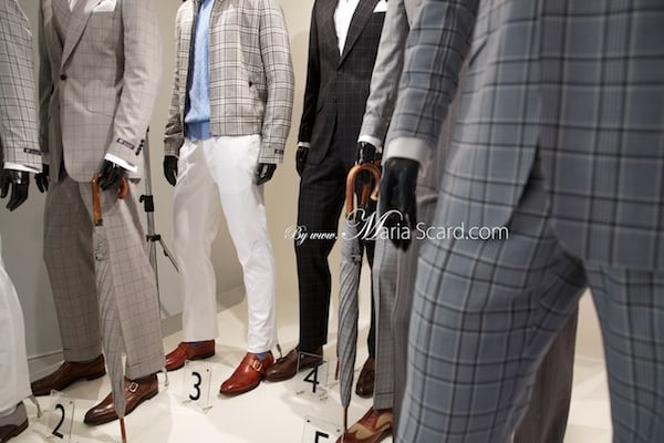 Marks and Spencer - Suit Trousers