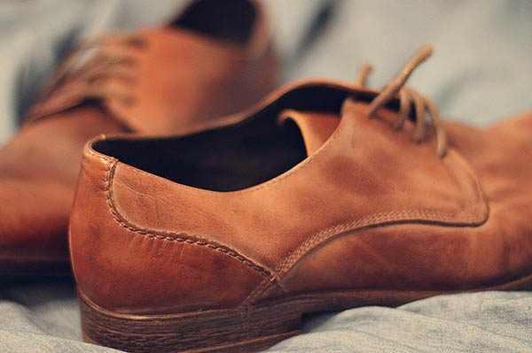 Oxford Brogues by saxoncampbell