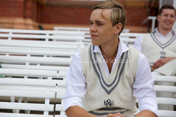 Savile Row - London Collections Men - Cricket Wear Lord's Cricket Ground