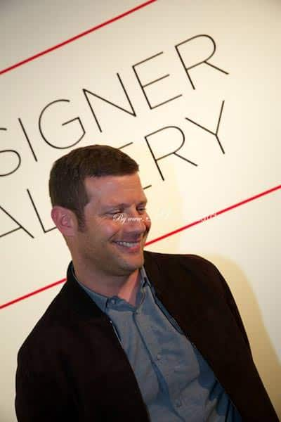 Dermot O'Leary -  English television and radio presenter