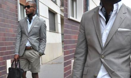 Suit Shorts – How To Wear Them This Summer