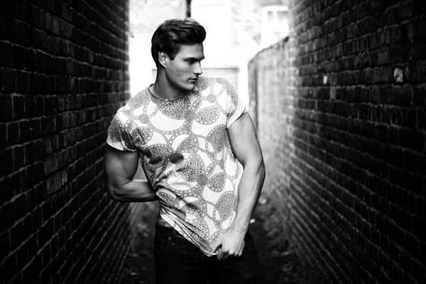 Alexander Photography - Male Models -t shirts