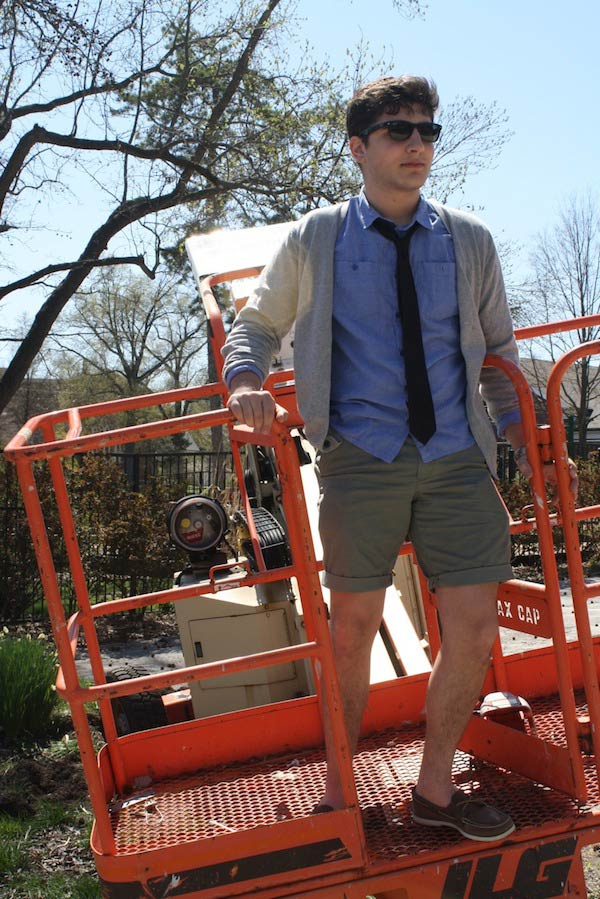 College Fashion - Style CliffNotes For The College Student Cargo Shorts