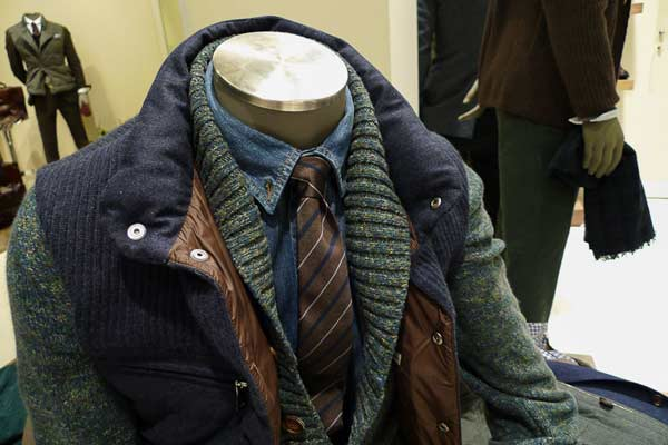 Brunello Cucinelli Pitti Uomo Fall Winter 2013-4