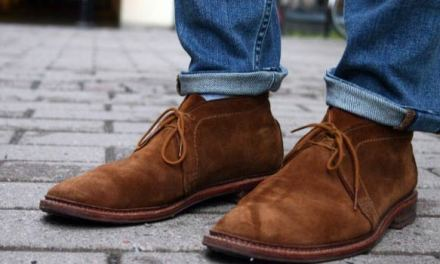 Desert Boots – Style Tips On How To Wear Them