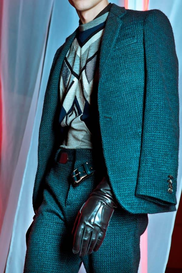 Jean Paul Gaultier Menswear-Autumn-Winter 2013