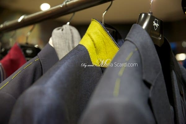 Paul Costelloe - London Collections menswear suits